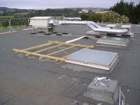 Commercial Asphalt Roofing In Cornwall