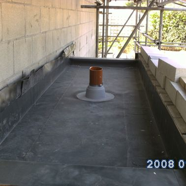 Single Ply Installation